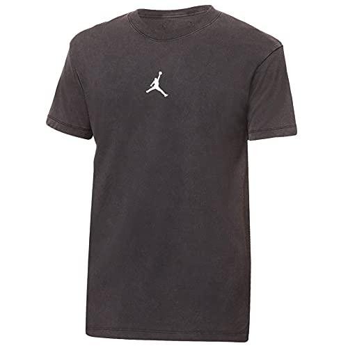 Nike Herren J Df Air Dry GFX T-Shirt, Black/White, M