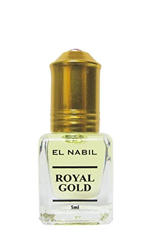 Royal Gold - Parfum : Mixte - Extrait de Parfum Sans Alcool - El Nabil - 5 ml