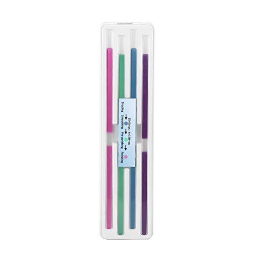 60 unids/pack de tiras abrasivas dentales para pulido de dientes, kit de herramientas de contorno brillante sin sensibilidad, sin peróxido, 100% de devolución de dinero