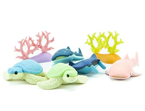 Iwako- Gomas de borrar de colección (3873)