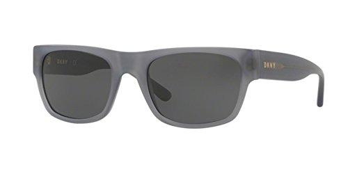 DKNY Damen 0Dy4150 Sonnenbrille, Matt Dunkelgrau, 54 EU
