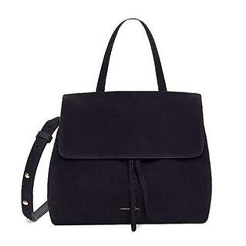 Rongjuyi dames nieuwe suède hertenleer handtassen schoudertas Messenger Bag