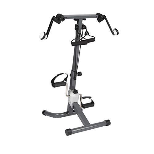 zoomyo Peak Power 3-in-1 Trainer, effektives Workout für Oberkörper, Arme und Beine, 8-Fach höhenverstellbar, für Anfänger bis fortgeschrittene Nutzer, Trainingsbänder inklusive