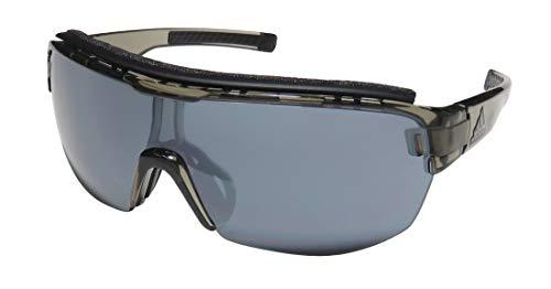 adidas unisex gafas de sol Zonyk Aero Midcut Pro AD11, 5500, 74