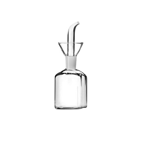IBILI 795612 - Aceitera Cristal Cuadrada 125 Ml