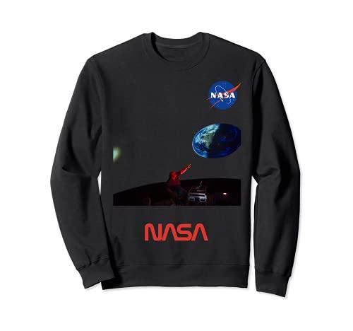 Planetario Della NASA Un Tour Del Sistema Solare Arte Regalo Felpa