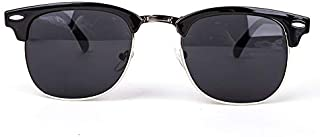Clubmaster Sunglasses For Unisex, Black