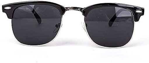 Clubmaster Sunglasses For Unisex, Black