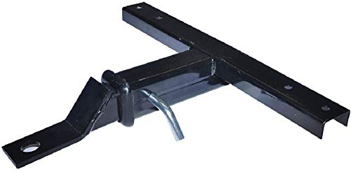Madjax 01-038 Trailer Hitch Will Fit 1994-Up EZGO TXT Gas and Electric Golf Carts