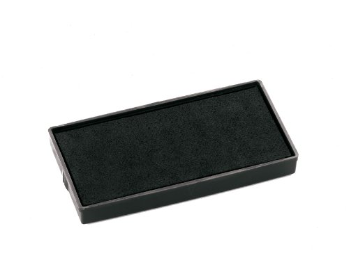 Colop 3101430002 Ersatzkissen E/40 Inhalt 2, schwarz