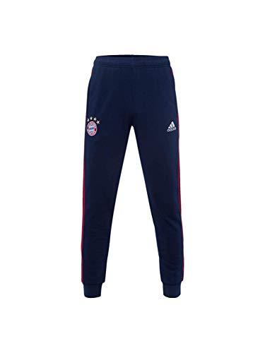 FC Bayern München Lifestyle 3-Streifen Sweatpant Navy, S