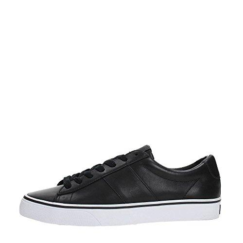 Ralph Lauren Polo Sayer-SK-VLC Sneakers Uomo Black 40