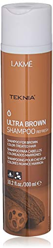 La ULTRA BROWN SHAMPOO REFRESH 300ml