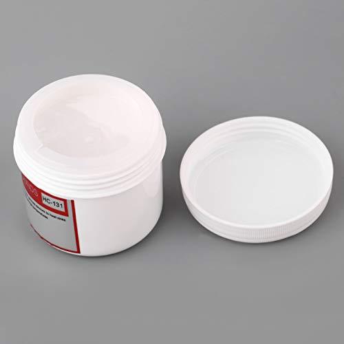 Ashley GAO Alto rendimiento 100g blanco disipador de calor compuesto tarjeta gráfica refrigeración grasa silicona pasta para CPU enfriador
