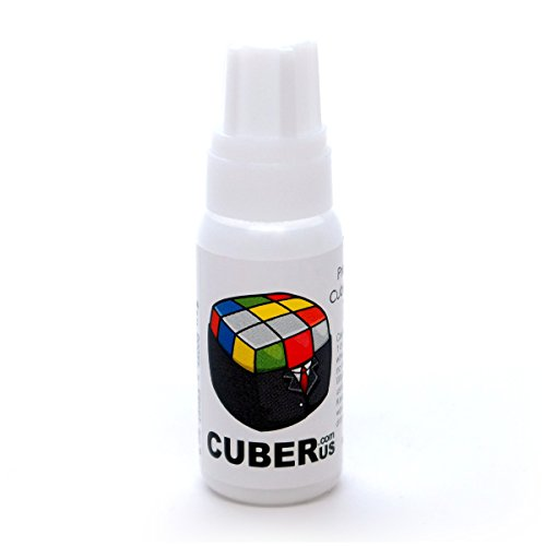 Cuberus Lube 10ml Professional Cube Lubricant Water-Based for Twisty Puzzle Toy