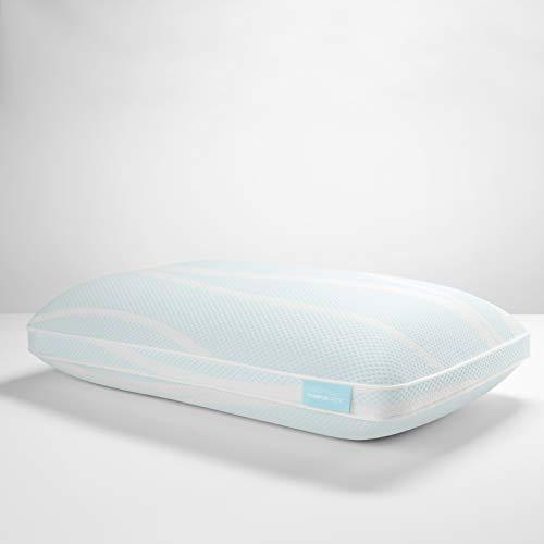 Tempur-Pedic TEMPUR-Breeze ProHi Queen Size Pillow, White