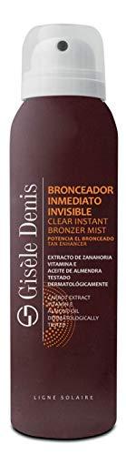 Gisèle Denis - Bronceador Inmediato Invisible en Spray, Instantaneo, Cuidado Solar, Zanahoria, 200 ml