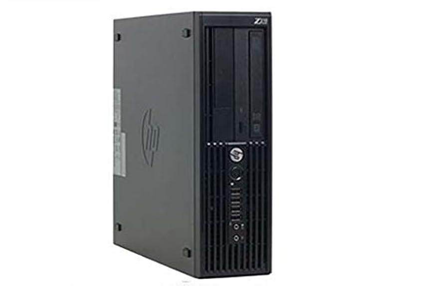ウィザードリール弱める中古 HP デスクトップパソコン Z210 SFF workstation 単体 Xeon-E3-1225搭載 Windows10 64bit搭載 Quadro 400 メモリー4GB搭載 HDD500GB搭載 DVDマルチ搭載