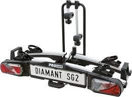 Pro User Diamant SG2 Fahrradträger (für E-Bikes) identisch an EUFAB 11523 Heckträger II Plus