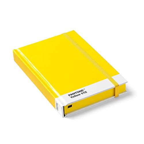 Pantone Notizbuch S, small, Hardcover, blanko, Cool Gray 9, grau