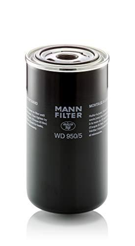 Original MANN-FILTER Ölfilter WD 950/5 – Hydraulikfilter – Für PKW und Nutzfahrzeuge