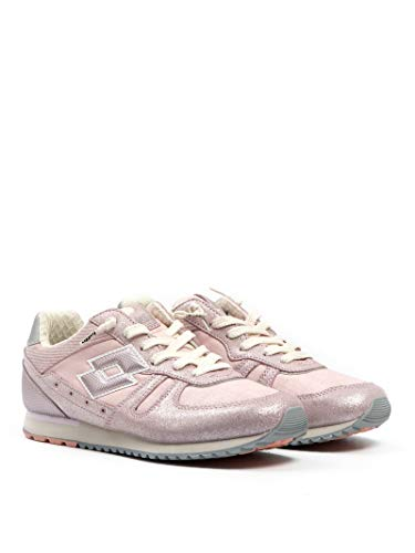 scarpe lotto japan donna Lotto Leggenda Tokyo Shibuya W - Glitter Suede - Tokyo Shibuya W S8886 Pnk POU.Pnk MT - Taglia 39