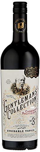Lindeman's Gentleman's Collection Cabernet Sauvignon, Red Wine 75 cl (Case of 6)