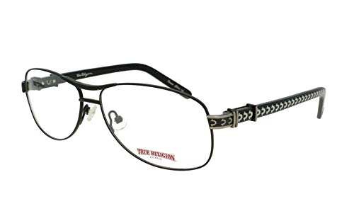 TRUE RELIGION Colt Eyeglasses Black Optical Frames