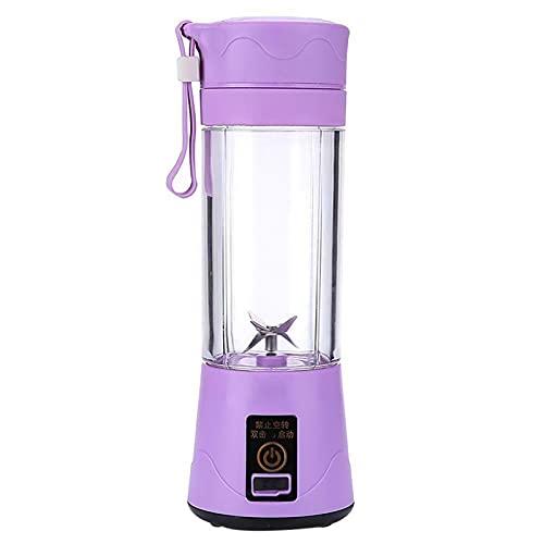 HEHXKJ Exprimidor Juicer eléctrico Smoothie Maker Blender Ex Juicer Copa Botella Portátil...