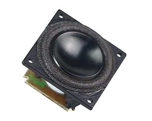 ノートパソコンのブームボックスラジオのブルートゥースのスピーカーDIY 4OHM 2Wディープベース超薄型HIFIミニスピーカーユニットのための2ピース18mmフルレンジスピーカー