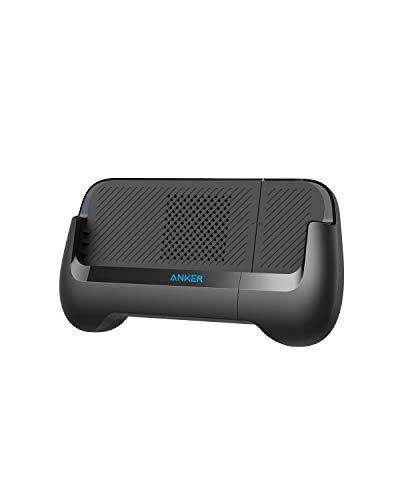 Anker PowerCore Play 6700 (6700mAh ゲーミング モバイルバッテリー) 【コントローラー設計/冷却ファン内蔵/PowerIQ搭載/PSE認証済み】 iPhone Galaxy Pixel その他Android対応