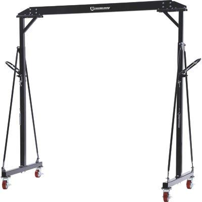 Strongway Adjustable Gantry Crane - 2000-Lb. Capacity