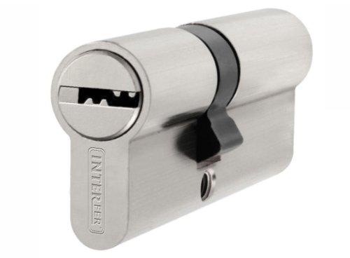 Interfer - Cilindro seguridad 30-30 niquel L-15