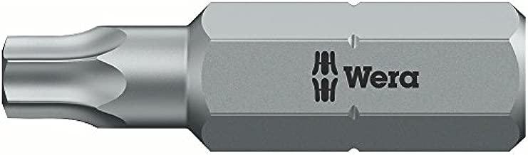 Argent Wera 05134703001 IPR Embout Torx Plus 867//1 sp/écial 25 IPRx25mm