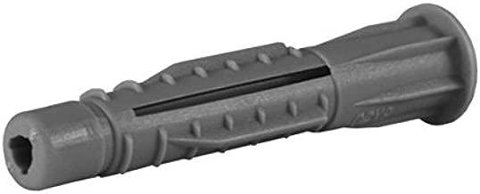 5/x 25/mm Sysfix HNY 3610525 Lot de 200/chevilles TCC avec t/ête conique et vis en polyamide
