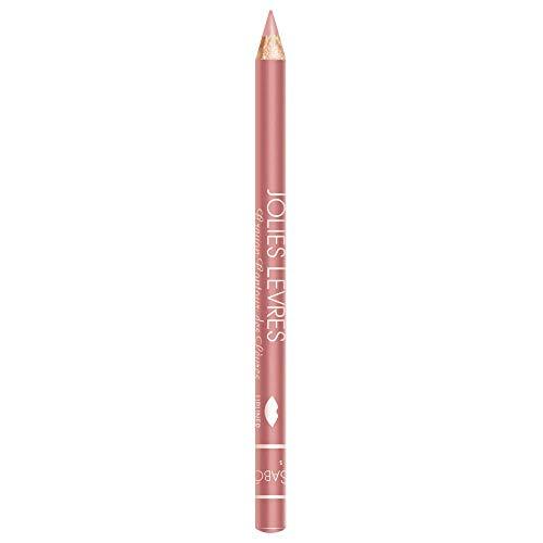 Vivienne Sabo - Lip Pencil / Crayon Contour des Levres / Jolies Levres 108 - cool light rose