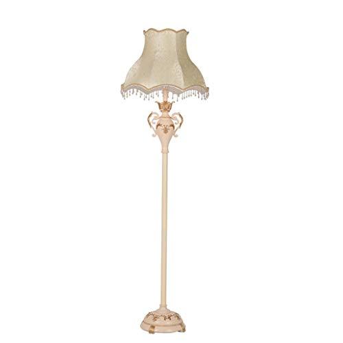 Lámpara de pie para salón Lámpara de pie creativa Sala de estar Sofá Dormitorio Lámpara de pie inteligente con control remoto Lampara salon de pie