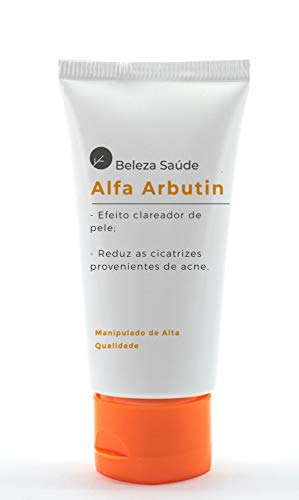 Creme Alfa Arbutin 12% - Creme Anti-Idade