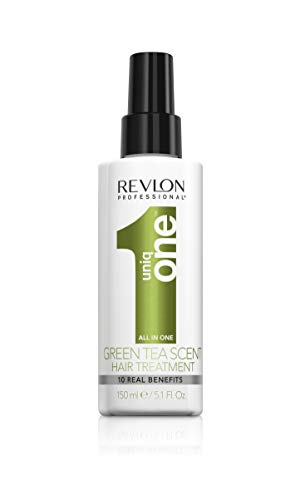 REVLON PROFESSIONAL Uniq One Hair Treatment Green Tea Scent, 1er Pack (1 x 150 ml)