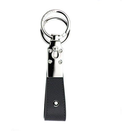 Montblanc Sartorial Schlüsselanhänger, 12 cm, Schwarz