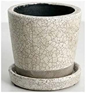 Color glazed pot カラフル テラコッタポット 植木鉢 CH13-G476IV