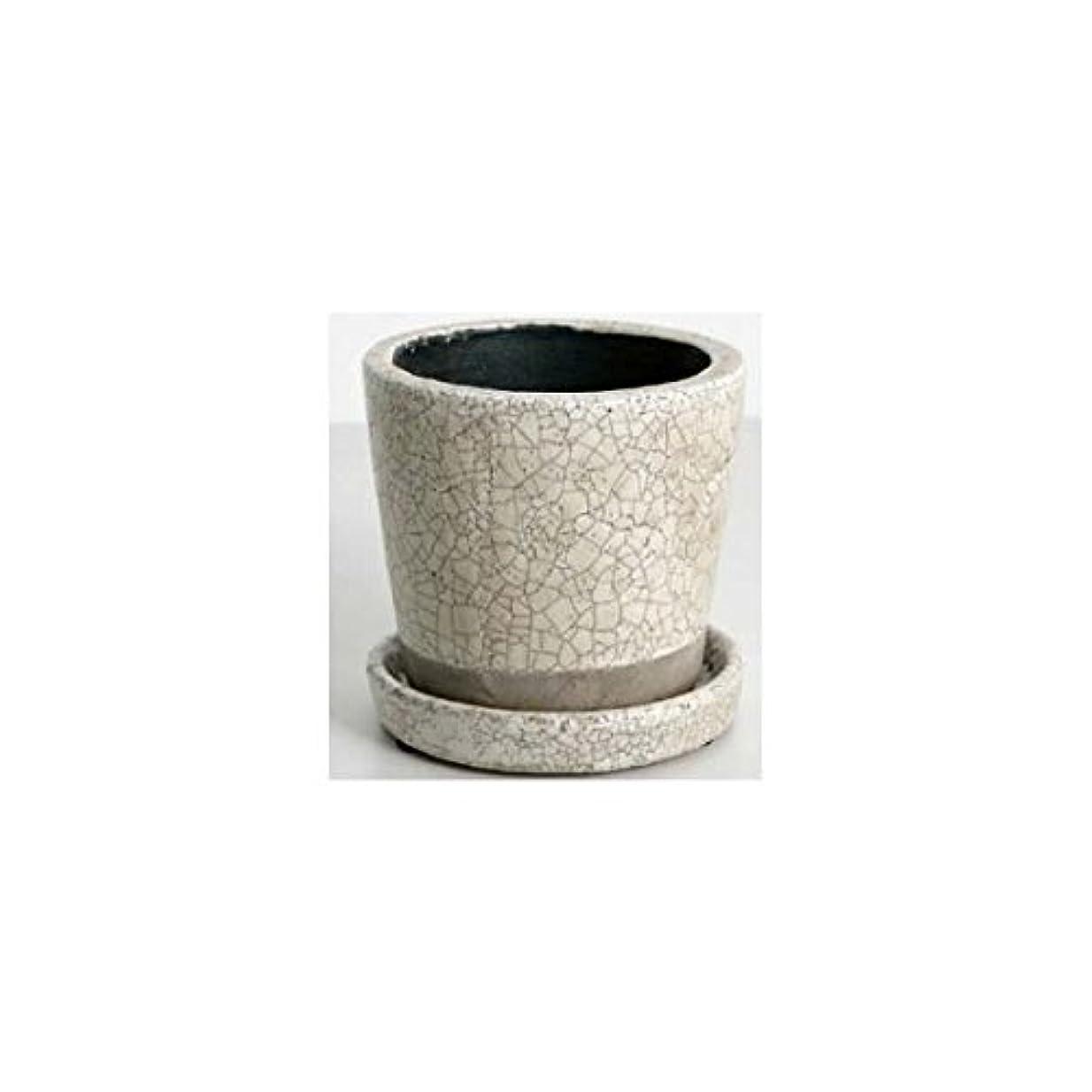ありふれた農業走るColor glazed pot カラフル テラコッタポット 植木鉢 CH13-G476IV