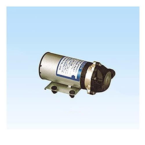 XuuSHA Bomba de achique automática para Barcos Alta presión DP-60A 1 Bomba de diafragma Micro 20W de 2V DC Portátil