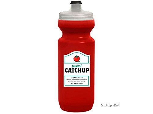 SPURCYCLE (スパーサイクル) ウォーターボトル Catch Up (Red)