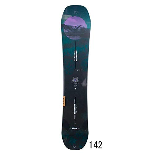 Burton Damen Freestyle Snowboard Feelgood Flying V 142 2019