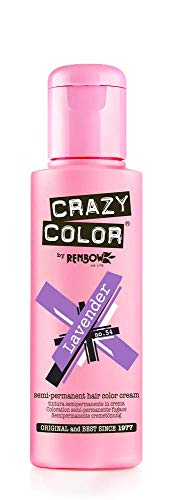 Crazy Color by Renbow 54 Lavender 100 ml