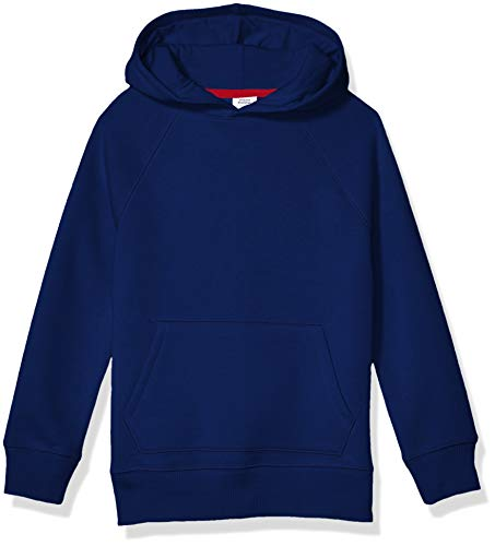 , Essentials Pullover Hoodie Sweatshirt Fashion-Hoodies Taglia Produttore: 4T Navy Blu