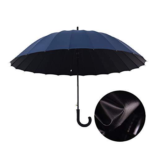 Umbrella Regenschirm, Automatischer Retro-Regenschirm Mit Langem Griff, Reiseschirm, Winddichter Regenschirm, Integrierter Regensicherer Regenschirm, Bietet Platz Für 2-3 Personen.