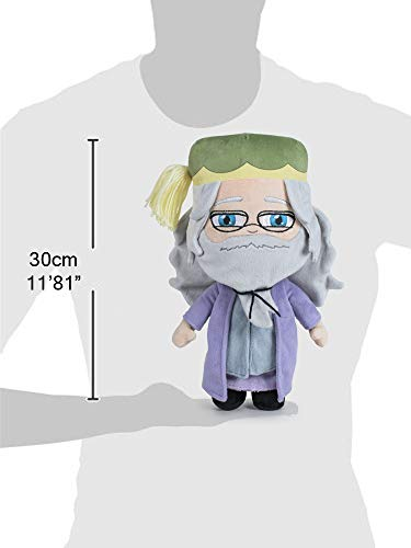 Famosa-Softies-Harry-Potter-Plush-Toy-1181-30cm-Albus-Dumbledore-the-most-powerful-wizard-in-the-series-Super-soft-quality
