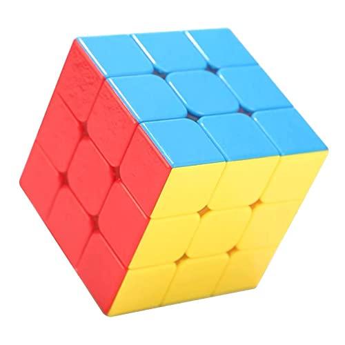 bnv Llaveros, Tercera orden Rubik'S Cube Llaveros, Colgantes de bolsa escolar, Creativo Lindo e Interesante Lanyards, Llaveros, el Tercer Orden Mini Rubik'S Cube Fun Sin Comprimir Pequeño Llavero